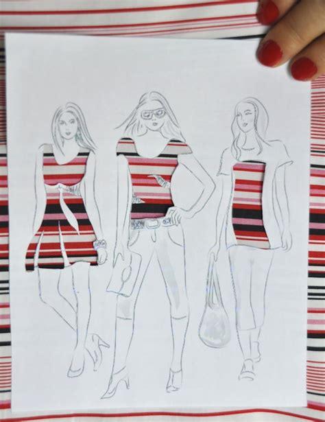 Angst Vor Mustern by Quer Und L 228 Ngs Streifen Richtig Tragen Gr 228 Tz Farb