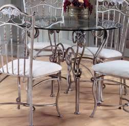 Wrought Iron Dining Room Furniture Dining Table Wrought Iron Glass Dining Tables