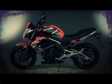 Aufkleber Kawasaki Er6n by Design Competition Kawasaki Er 6n Youtube