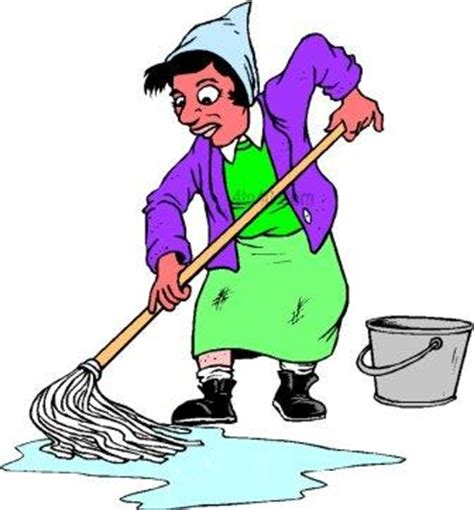 I Mopped The Floor by Exercises Simple Present Tense
