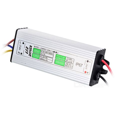 resistor led driver water resistance 30w external 10s3p led driver free shipping dealextreme