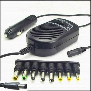 universal laptop car charger dc adapter hp toshiba lenovo sony acer dell asus ebay