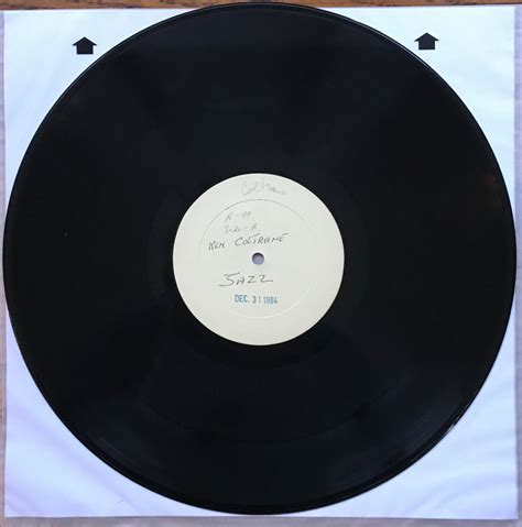 coltrane supreme test pressing of coltrane s a supreme appears on