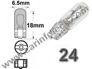 Lu Senja T10 Truck 24 Volt 5 Led Strobo Hijau 24 miniature bulb glass wedge base 14 volt 0 24
