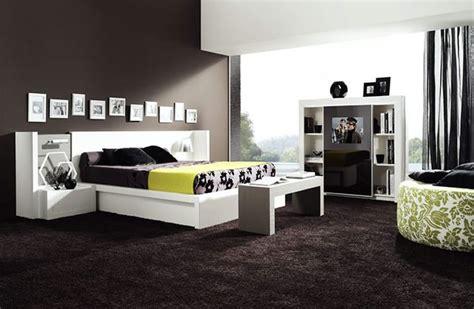 chambre pour adulte moderne chambre a coucher noir moderne various ideas