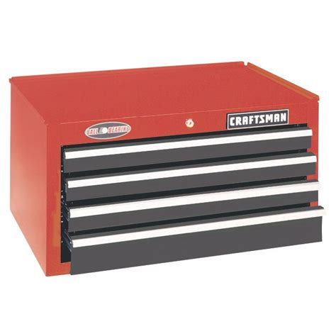 craftsman 26 4 drawer tool chest craftsman 26 quot wide 4 drawer ball bearing griplatch 174 middle