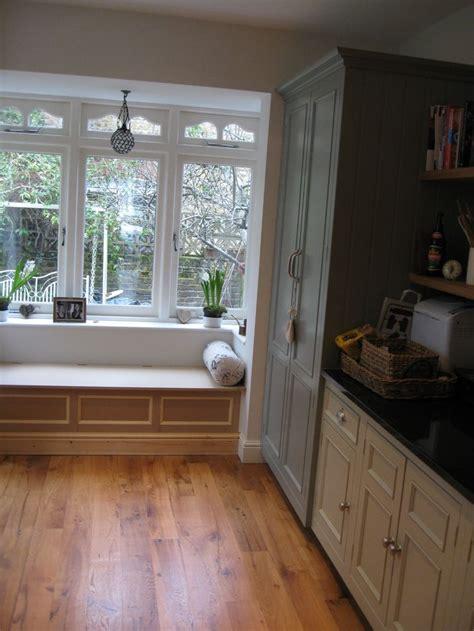 kitchen bay window seating ideas 25 best ideas about kitchen bay windows on