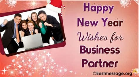 corporate happy new year messages for business partners