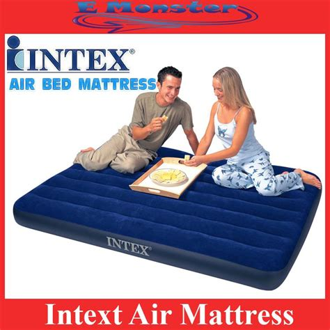 Single Travel Mattress by Intex Single Air End 11 18 2018 11 15 Am