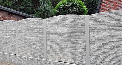 cloture jardin en beton meilleures id 233 es cr 233 atives pour
