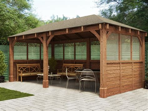 open gazebo atlas open gazebo w6 0m x d3 2m gazebos