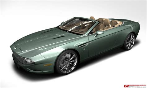 Aston Martin Spider by Official Aston Martin Db9 Spyder Zagato Centennial Gtspirit