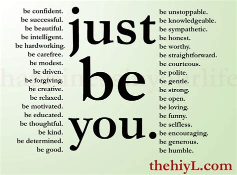 your selve doe zantamata quotes just be you