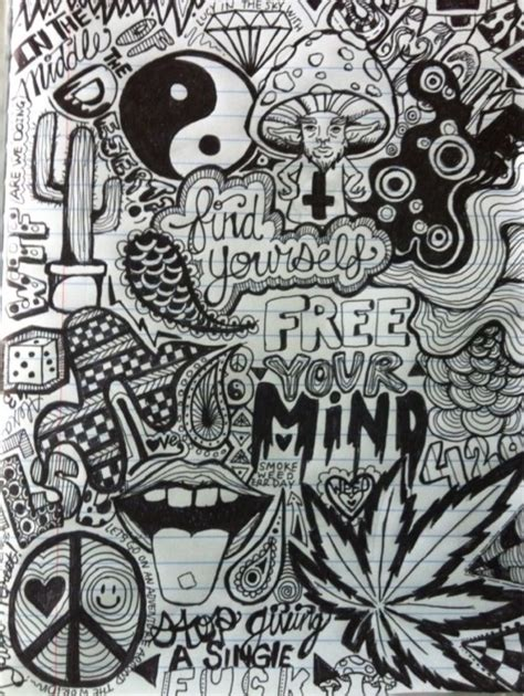 Sketches Doodles by Hermoso Hermoso Psychedelic Drawings And