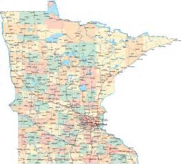 minnesota maps and state information