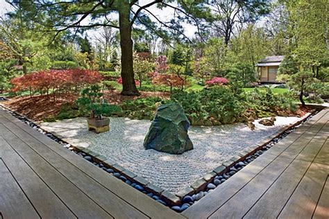 A Separate Peace Chicago Magazine Chicago Home July Japanese Rock Gardens