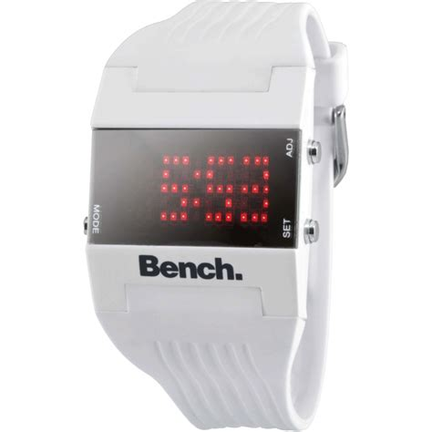 bench watches bench bc0356wh watch shade station