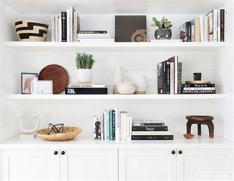 5 steps to perfectly styled shelves with west elm how to style your open shelving like a pro