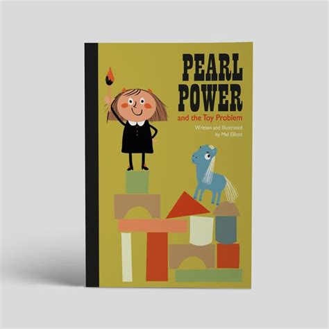 pearl power and the toy problem picture story book i love mel