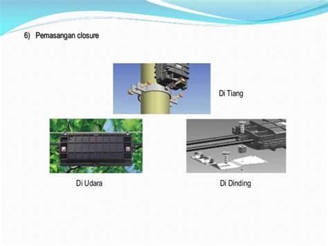 Kabel Fiber Optik prosedur penyambungan fiber optik dengan splicer