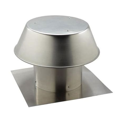 Kitchen Vent Roof Cap Ducting And Installation Accessories Broan Roof Caps For