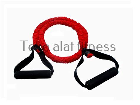 Alat Fitness Elastic Band Fitness resistance band toko alat fitness
