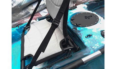 canoe seat webbing material container door 13ft fishing kayak 2