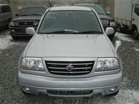 2000 suzuki escudo for sale, 2000cc., gasoline, automatic