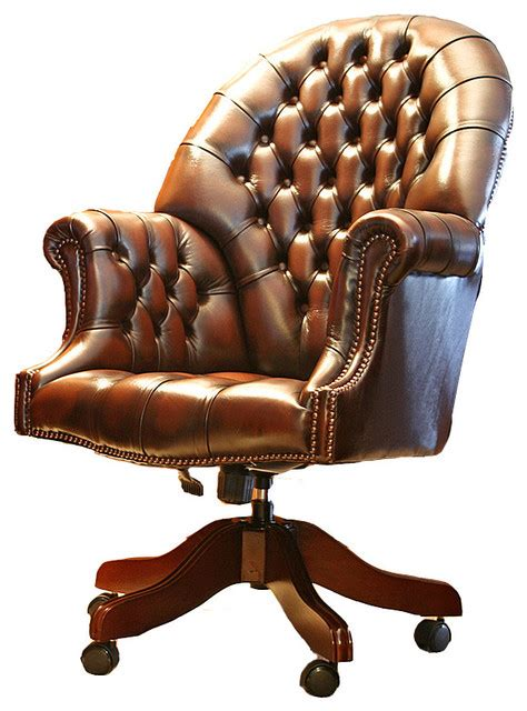 Chesterfield Office Swivels Chesterfield Swivel Chair