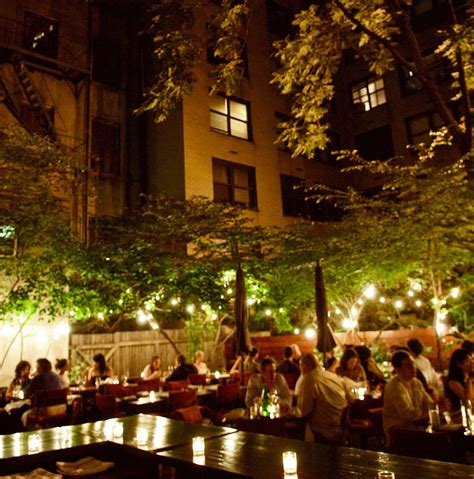 Restaurants With Gardens Nyc by 5 Exclusively Food Really