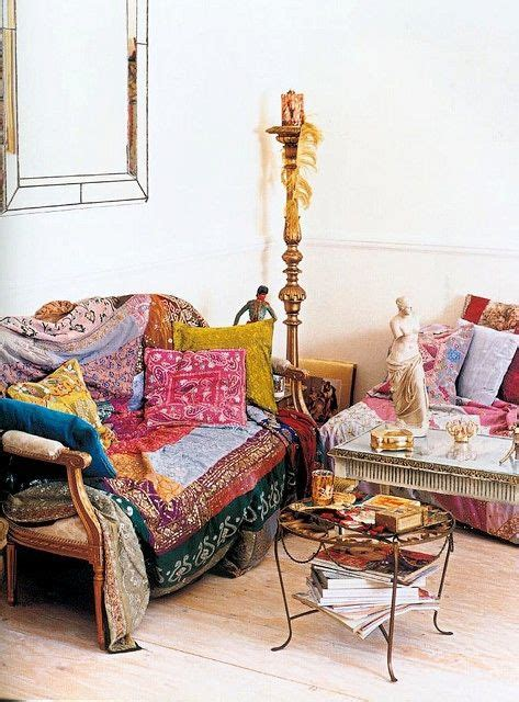 Bohemian Style Decor by Rugs And Kilims Are The Master Elements Of Bohemian Style