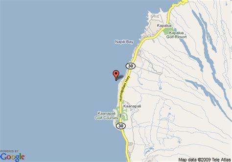 kaanapali resort map map of resortquest mahana at kaanapali lahaina