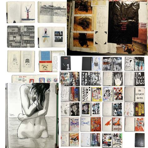 photography sketchbook layout ideas sketchbook exles student references t w s photography
