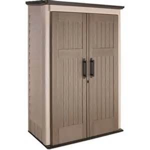 craftsman vertical storage shed outdoor vertical storage cabinet from sears