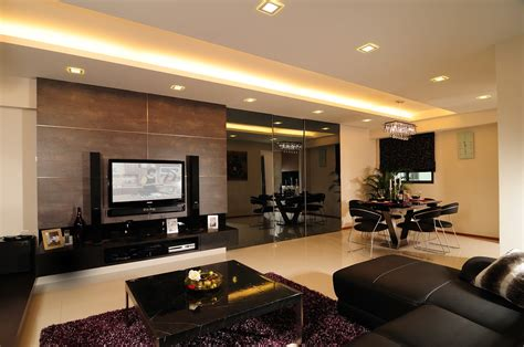 singapore home interior design best feature wall u home
