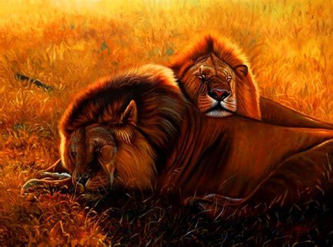 imagenes abstractas de animales pinturas cuadros lienzos pinturas de animales salvajes