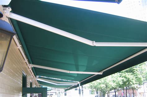 Sunair Retractable Awnings by Sunair Motorized Retractable With An Aluminum