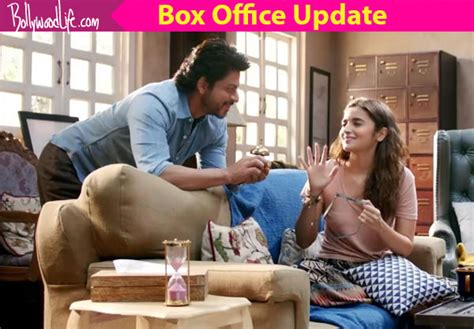 box office 2016 update dear zindagi box office update shah rukh khan alia bhatt
