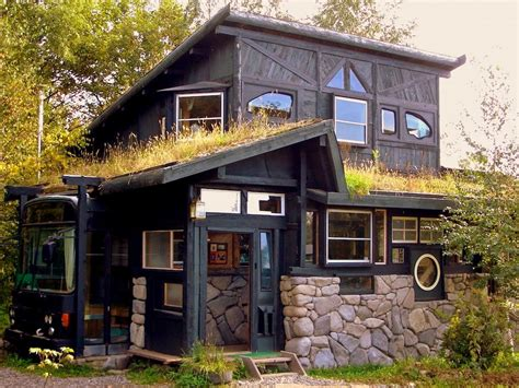 trash house the flying tortoise quirky house in japan made entirely