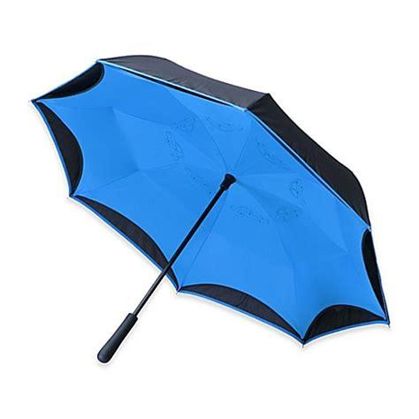 bed bath beyond umbrella better brella umbrella with reverse open close technology