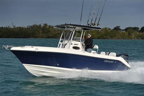 century bay boats reviews century 2301 florida sportsman