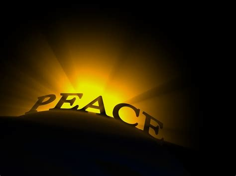 At Peace by Jesus Speak Quotes Peace Quotesgram