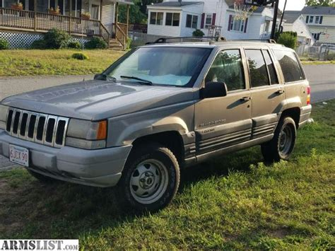 98 Jeep Laredo Armslist For Sale Trade 98 Jeep Grand Laredo