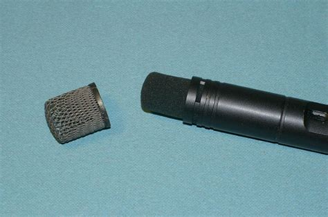 Mound Is Giving Away 10 Microphones by Replace The Grill On An Akg C1000s Microphone