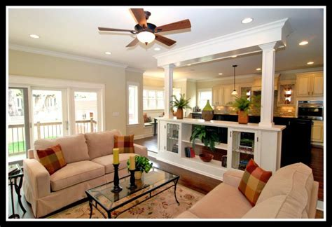 Small House Open Floor Plan by 10 Remodeling Amp Design Ideas To Make A Small Home Seem Larger