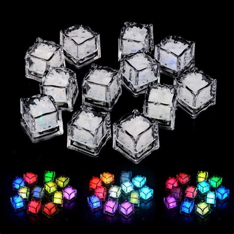 Light Up Cubes Led Water Sensor Blinking P Limited buy wholesale light up cube from china light up cube wholesalers aliexpress