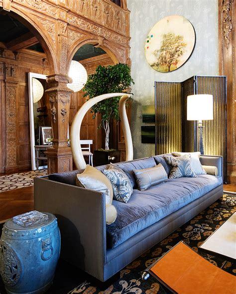 Elephant Rug Living Room by Greystone Estate