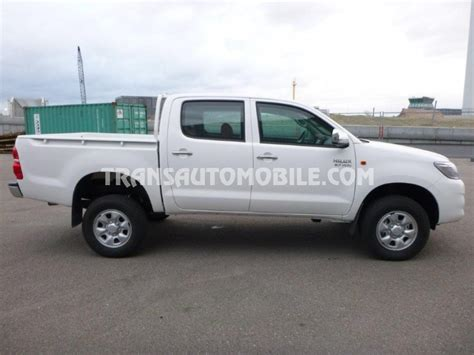 toyota hilux cabine 4x4 2015 autos post