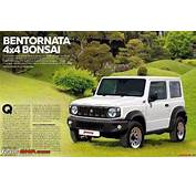2018 Suzuki Jimny Launch Details Revealed Mini SUV To Be