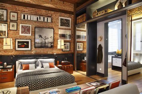 inspired apartment with industrial touches un loft quot tout en un quot frenchy fancy